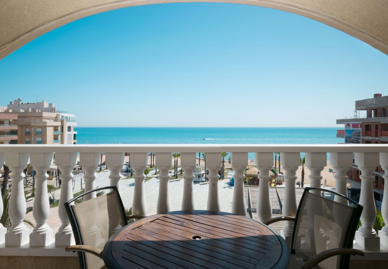 Ferienwohnung in La Mata - 012 AMAZING Sea Views & Beach