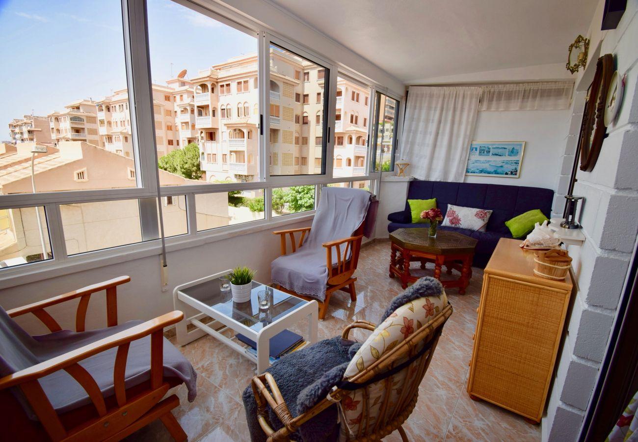 Ferienwohnung in La Mata - 046 Sea Perfection - AC/WIFI
