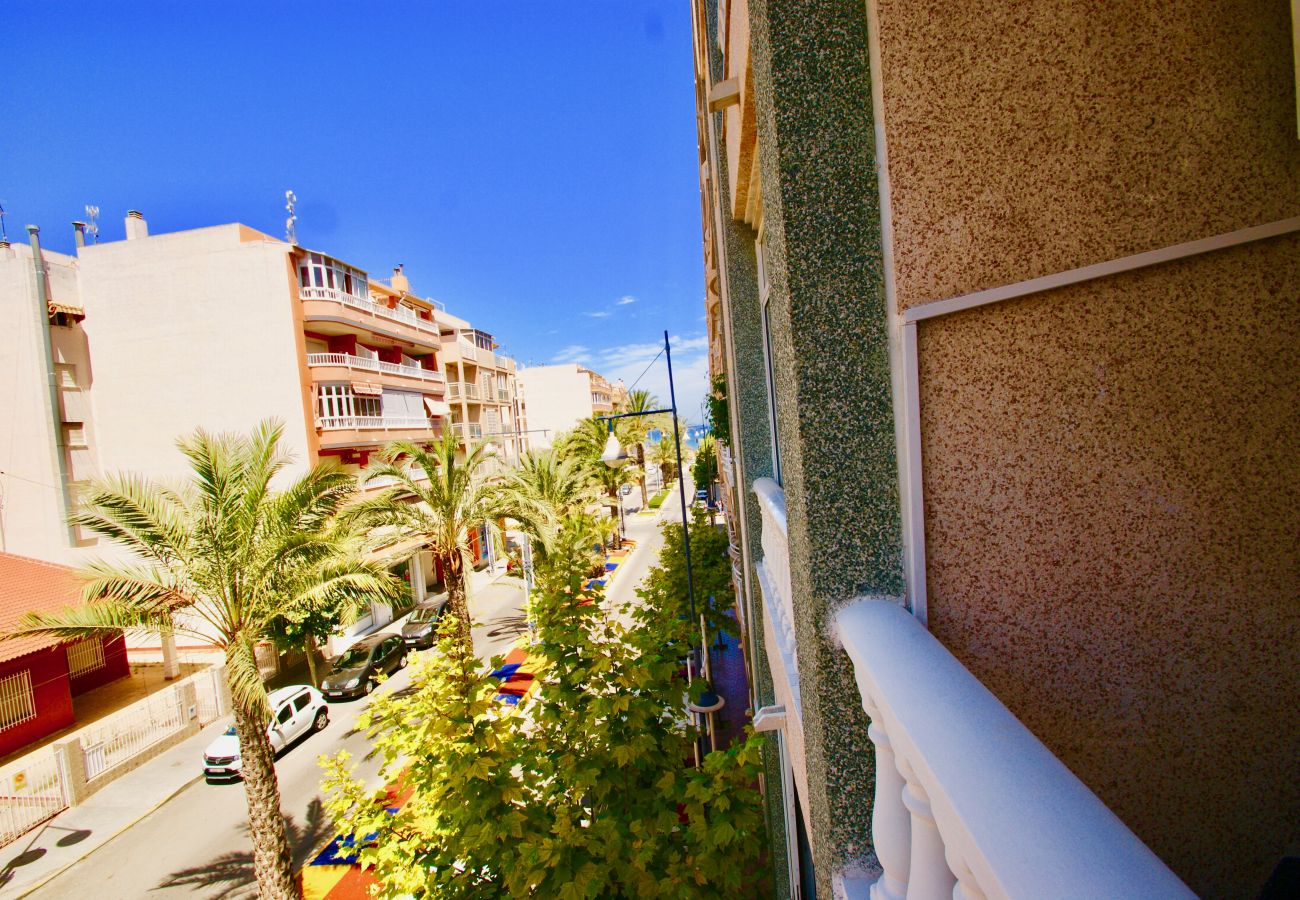 Apartment in Torrevieja - 008 Absolute Beach - NEW - AC/WIFI