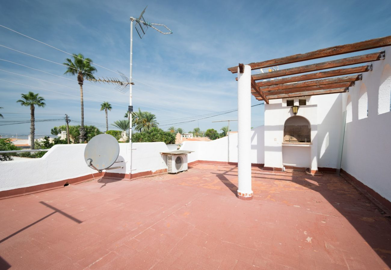 Townhouse in Torrevieja - 065 Florida Pool - AC/WIFI
