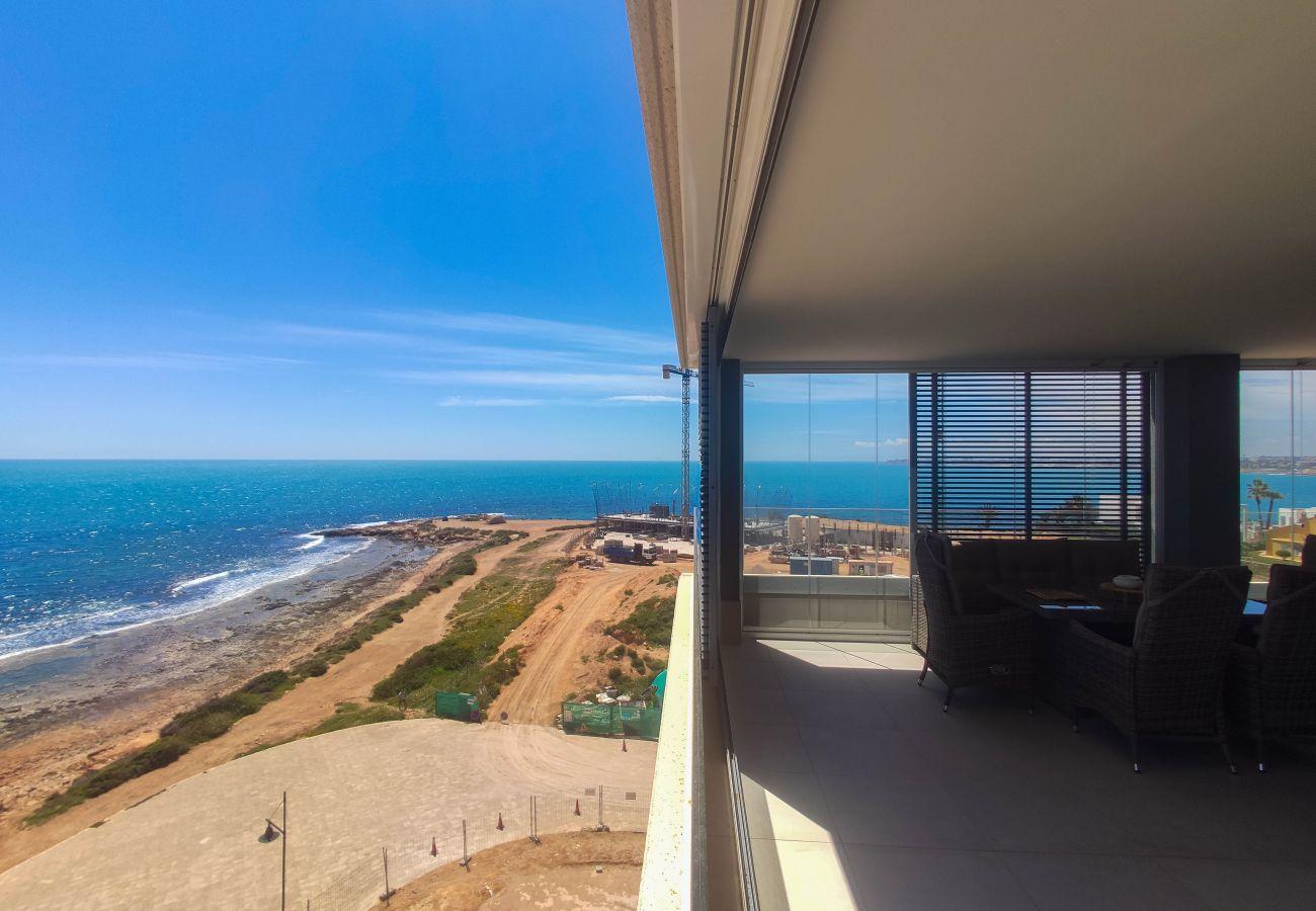 Апартаменты на Торревьеха / Torrevieja - 091 Luxury Panorama - Alicante Holiday